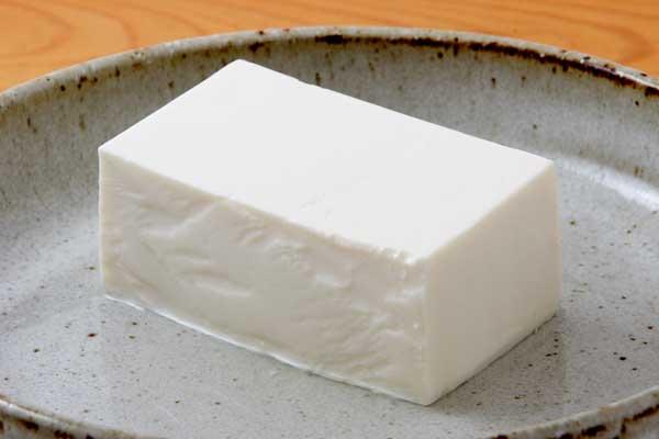 絹ごし豆腐の保存