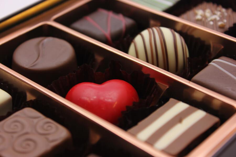 チョコレートの保管方法