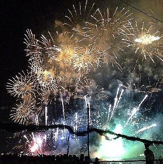 なにわ淀川花火大会の画像