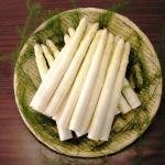 ホワイトアスパラガスの保存方法