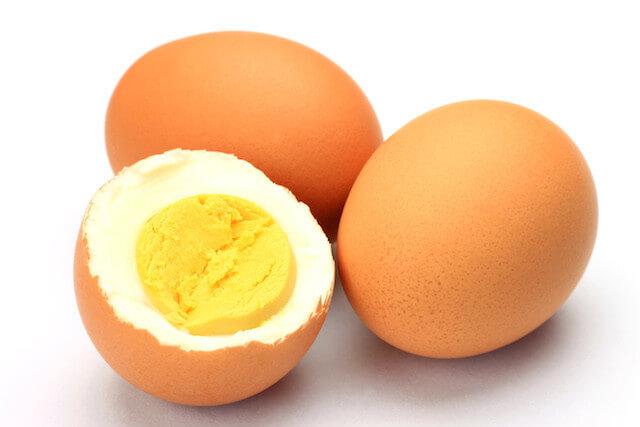 ゆで卵の保存方法