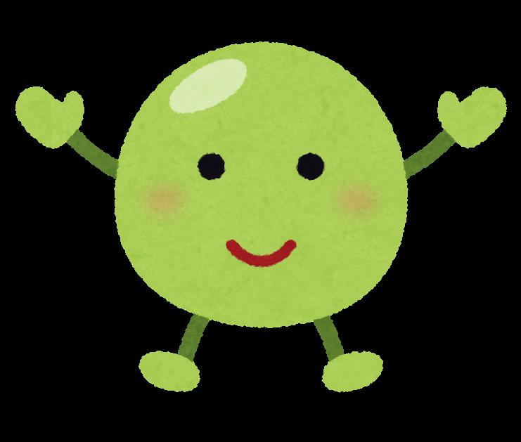 vegetable_character_greenpeas