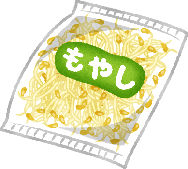 bean-sprouts-plastic-bag