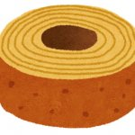free-illustration-sweets-baumkuchen